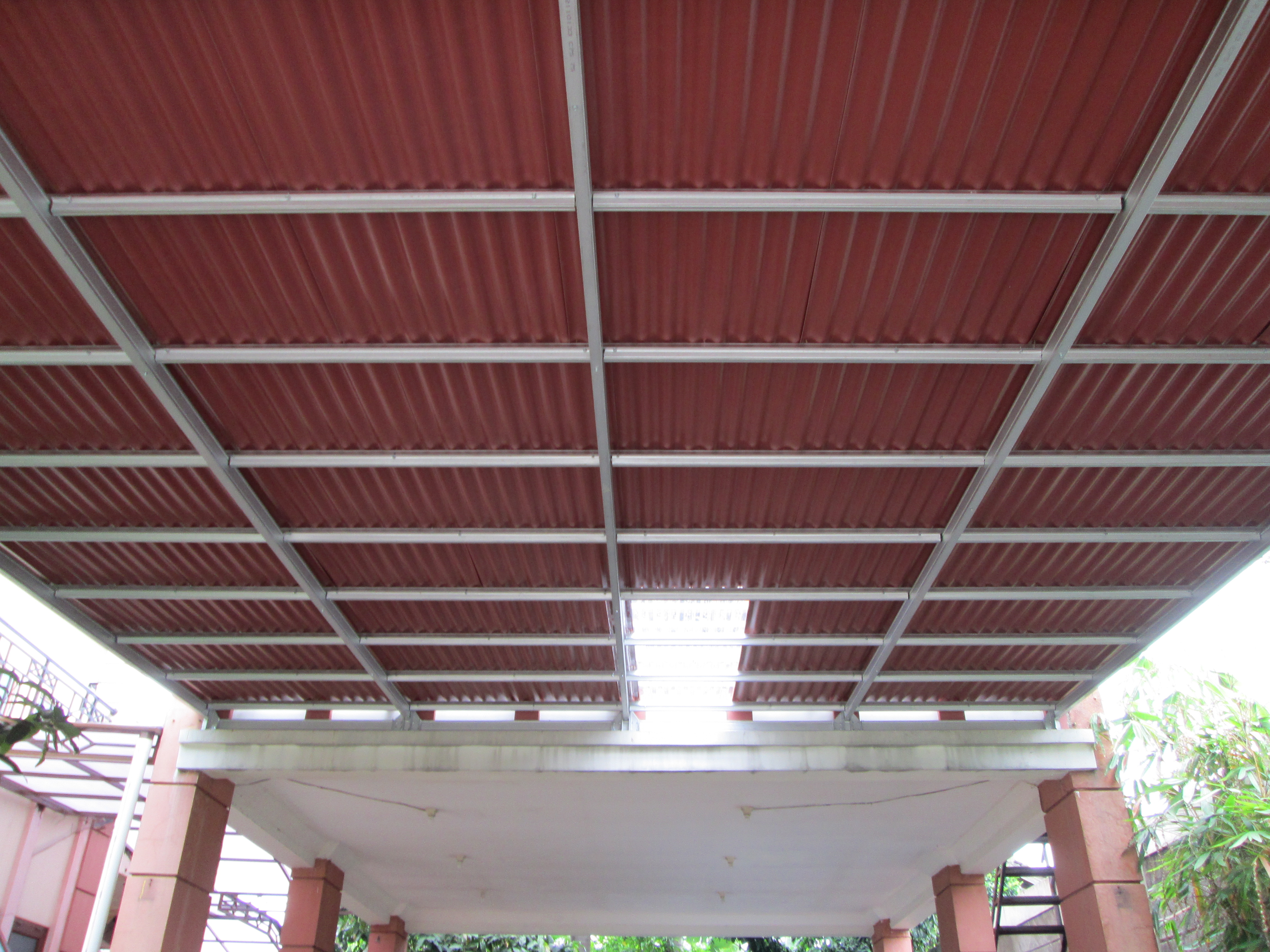 Kanopi Rumah Canopy Rumah Baja Ringan Sejak 2012