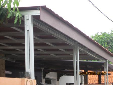 Gambar Canopy Canopy Rumah Canopy Baja Ringan Canopy